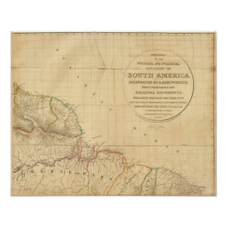 South America 10 Poster