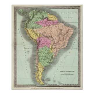 South America 13 Poster
