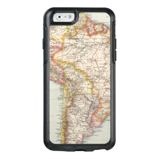 South America 2 OtterBox iPhone 6/6s Case