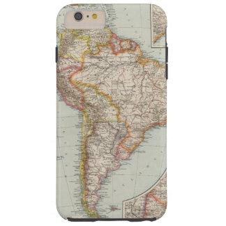 South America 2 Tough iPhone 6 Plus Case