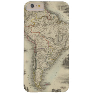 South America 35 Barely There iPhone 6 Plus Case