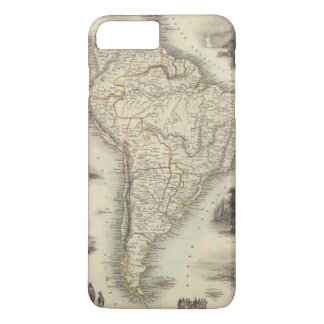 South America 35 iPhone 7 Plus Case