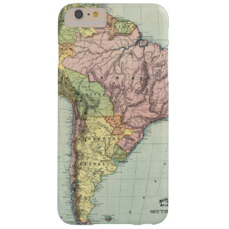 South America 43 Barely There iPhone 6 Plus Case