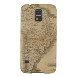 South America 8 Cases For Galaxy S5