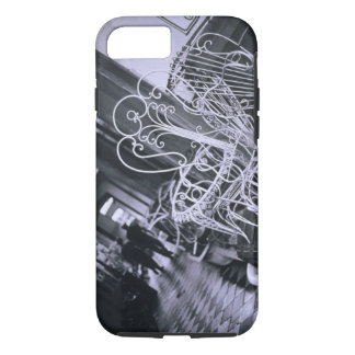 South America, Argentina, San Telno. Old chairs iPhone 7 Case
