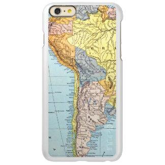 SOUTH AMERICA: MAP, c1890