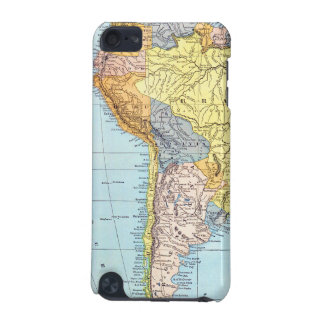 SOUTH AMERICA: MAP, c1890 iPod Touch (5th Generation) Cases