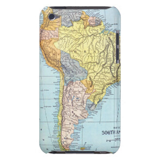 SOUTH AMERICA: MAP, c1890 iPod Touch Cover