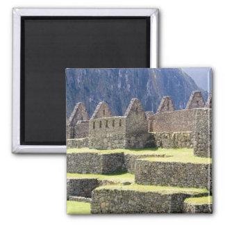 South America - Peru. Stonework in the lost Inca Magnet