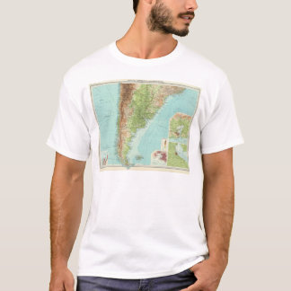 South America southern section T-Shirt