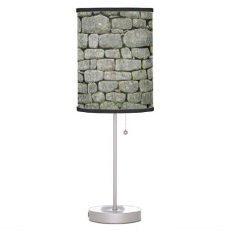 South American Brick Style Lamp