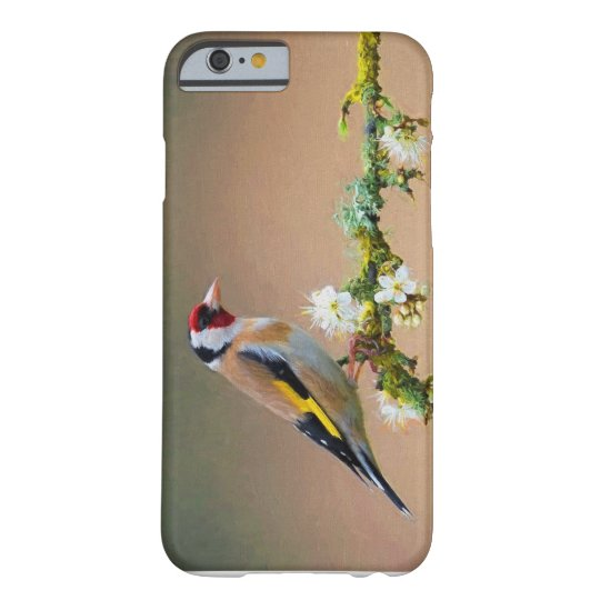 South American Finch Barely There iPhone 6 Case