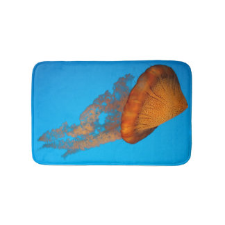 South American Sea Nettle Bath Mat