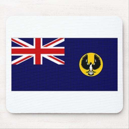 South Australia Flag Mousepads