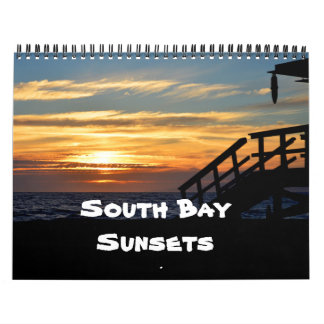 South Bay Sunsets Calendars