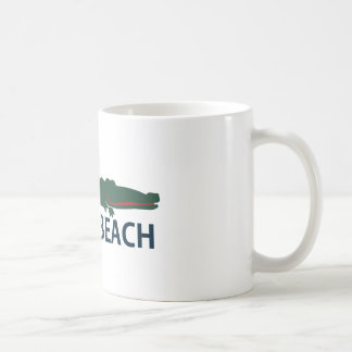 South Beach. Coffee Mug