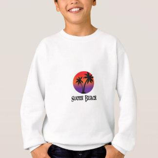 South Beach Florida. Sweatshirt