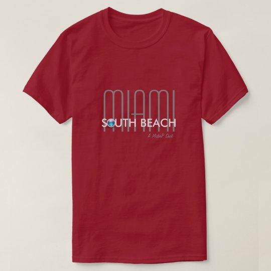South Beach, Miami - A MisterP Shirt
