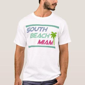 South Beach Miami by U.S. Custom Ink T-Shirt