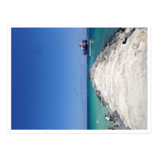 South beach Miami Florida Postcard