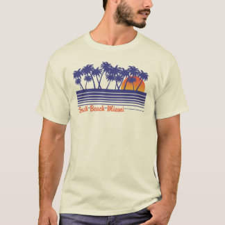 South Beach Miami T-Shirt