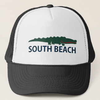 South Beach. Trucker Hat