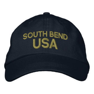 South Bend USA Cap Embroidered Hat