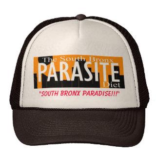 """SOUTH BRONX PARADISE!!!"" TRUCKER HAT"