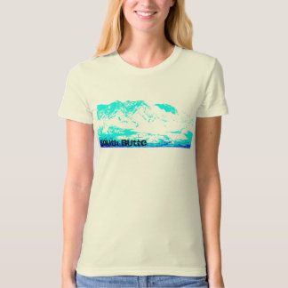 South Butte Blue Mountain T Shirt