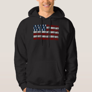 South Butte Stars and Stripes Flag Hoodie