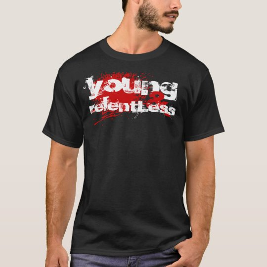 South Butte Young and Relentless Dark Shirt