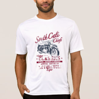 South Cali Chiefs Vintage Motorcycle Classic T-Shirt