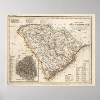 South Carolina 3 Poster