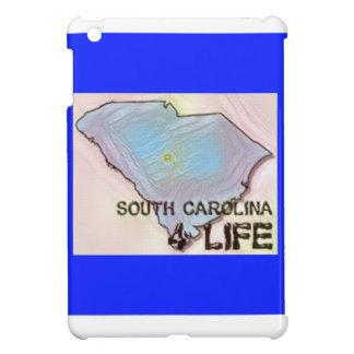 """South Carolina 4 Life"" State Map Pride Design iPad Mini Case"
