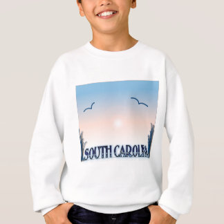South Carolina Airbrush Sunset Sweatshirt