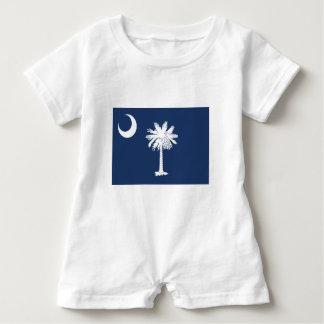 South Carolina Baby Romper