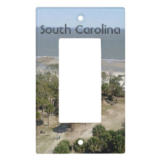 South Carolina Beach Light Switch Cover