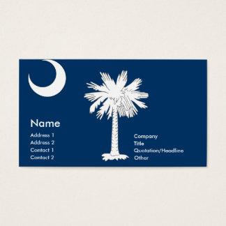 SOUTH CAROLINA Business Cards