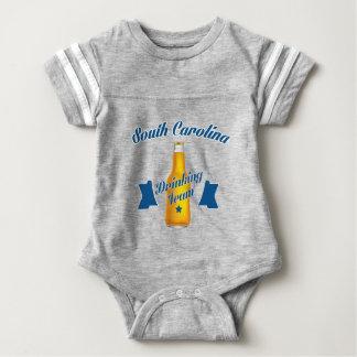 South Carolina Drinking team Baby Bodysuit