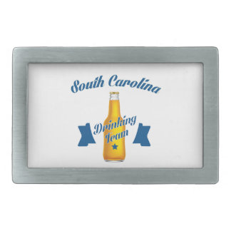 South Carolina Drinking team Belt Buckles