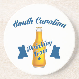 South Carolina Drinking team Coaster