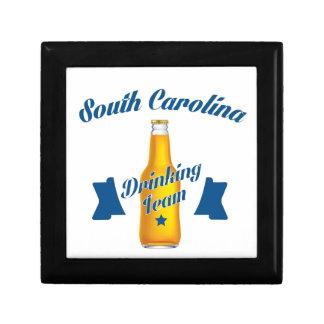 South Carolina Drinking team Jewelry Box