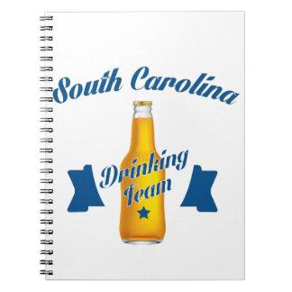 South Carolina Drinking team Notebook