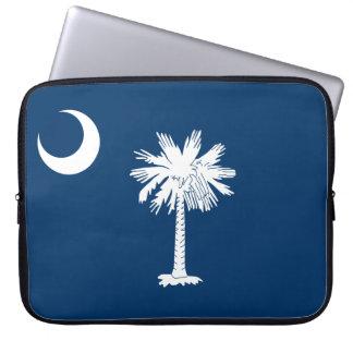 South Carolina Flag Laptop Sleeve