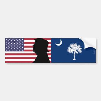 South Carolina for Trump Bumper Sticker