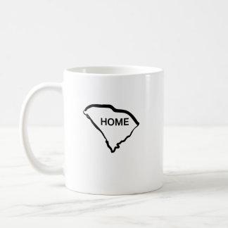South Carolina is Home Love South Carolina Coffee Mug