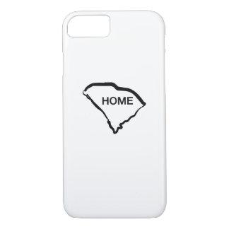 South Carolina is Home Love South Carolina iPhone 8/7 Case