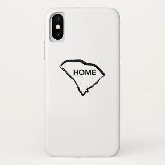 South Carolina is Home Love South Carolina iPhone X Case