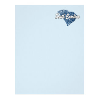 South Carolina Letterhead
