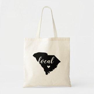 South Carolina Local State Tote Bag